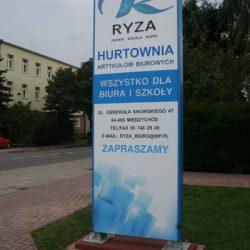 producent pylonów Poznań