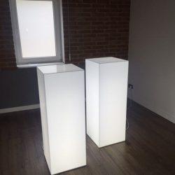 kubiki z plexi
