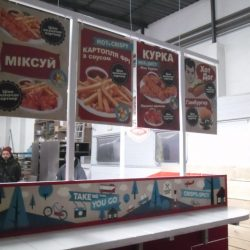 stoiska degustacyjno promocyjne