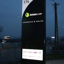 pylon intercars