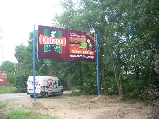 klejenie billboardów