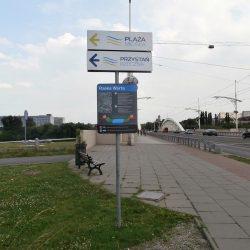 tablice regulaminowe Poznań