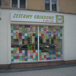 oklejanie szyb Poznań