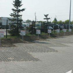 tabliczki parkingowe Poznań