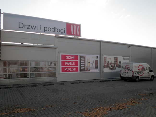 kasetony wielkogabarytowe Poznań