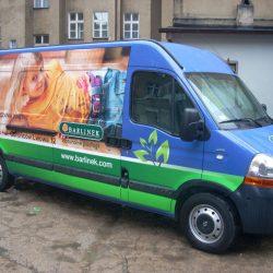 oklejanie busów Poznań