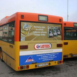 oklejenie autobusów