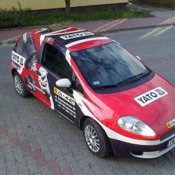 oklejanie samochodów Poznań