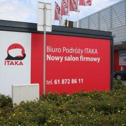 oznakowanie obiektów Poznań