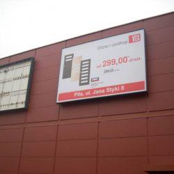 reklama świetlna Poznań