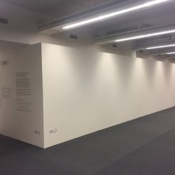 budowa ścianek ekspozycyjnych