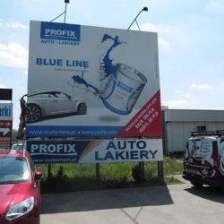 siatka reklamowa