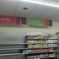 wystrój sklepów
