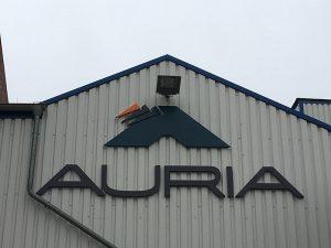 litery przestrzenne aluminiowe Poznań